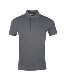 Lacoste Mens Grey PH5522 Paris Polo
