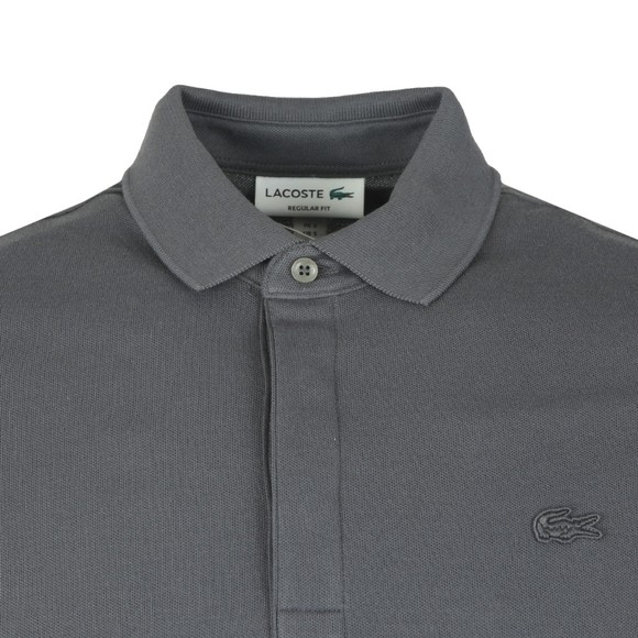 Lacoste Mens Grey PH5522 Paris Polo main image