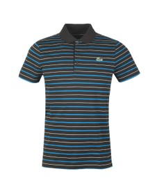 Lacoste Sport Mens Black DH8555 Polo