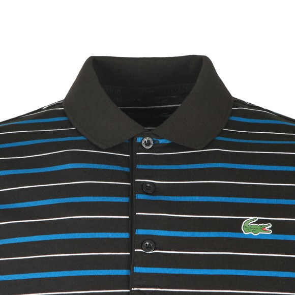 Lacoste Sport Mens Black DH8555 Polo main image