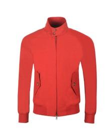 Baracuta Mens Red G9 Original Harrington Jacket