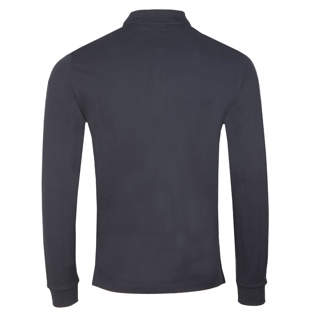 8N1F13 Long Sleeve Polo Shirt main image