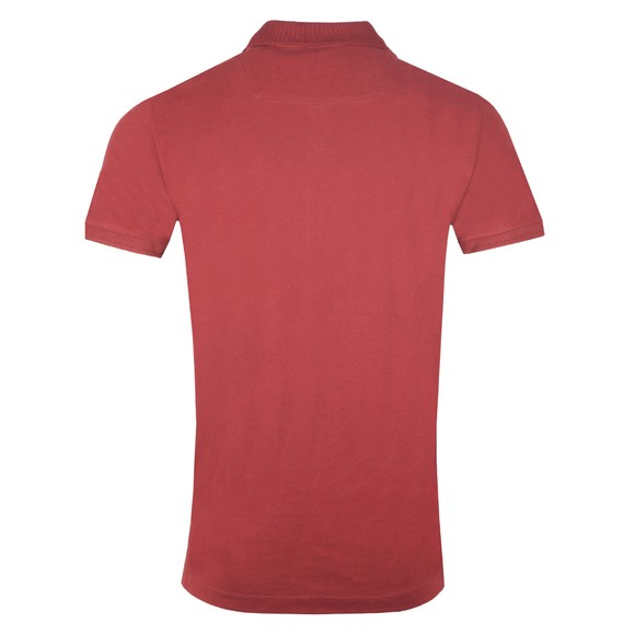 Diesel Mens Red Weet Polo Shirt main image