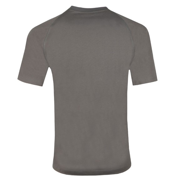 J.Lindeberg Mens Grey Jordan Distinct Cotton T Shirt main image