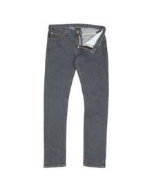 Emporio Armani Mens Grey J10 Extra Slim Jean