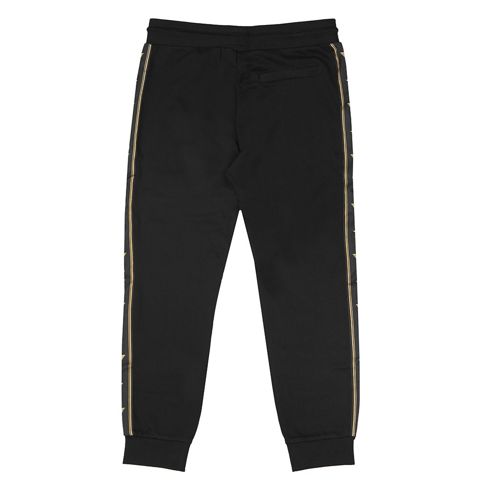 Gold Tape Logo Jogger main image