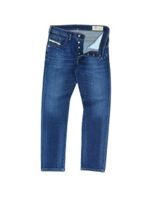 Diesel Mens 083AZ Bazer Tapered Jean