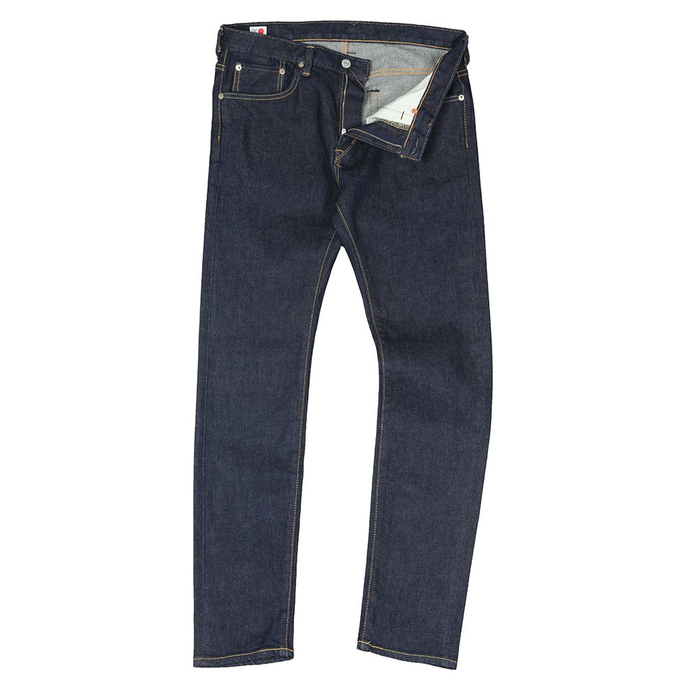 Slim Tapered Kaihara Jean main image