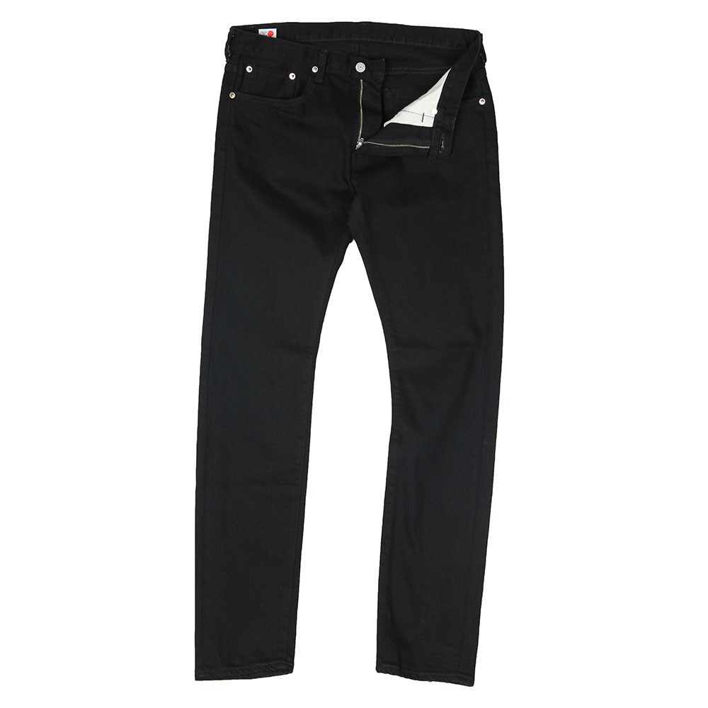 Slim Tapered Kaihara Jean