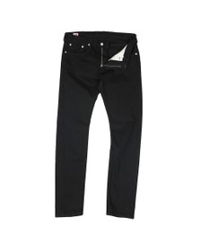 Edwin Mens Black Slim Tapered Kaihara Jean