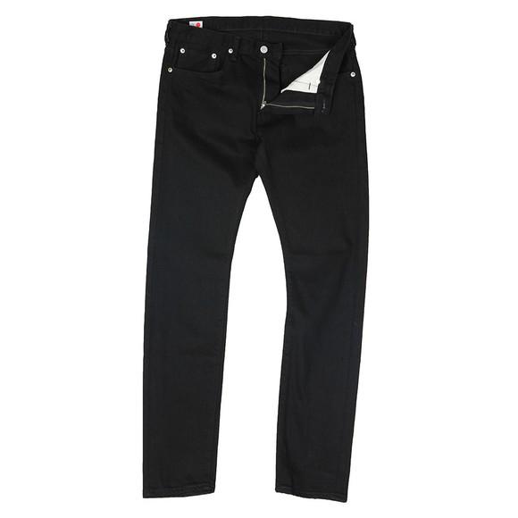 Edwin Mens Black Slim Tapered Kaihara Jean main image