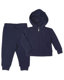 Polo Ralph Lauren Boys Blue Baby Tracksuit