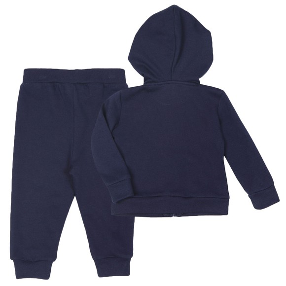 Polo Ralph Lauren Boys Blue Baby Tracksuit main image