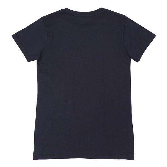 Gant Boys Blue Shield Logo T Shirt main image