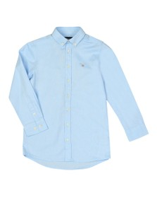 Gant Boys Blue Boys Archive Oxford Shirt