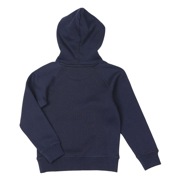 Gant Boys Blue Boys Shield Logo Hoody main image