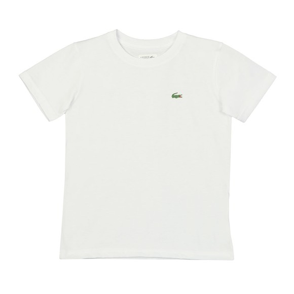 Lacoste Sport Boys White Boys TJ8811 T Shirt