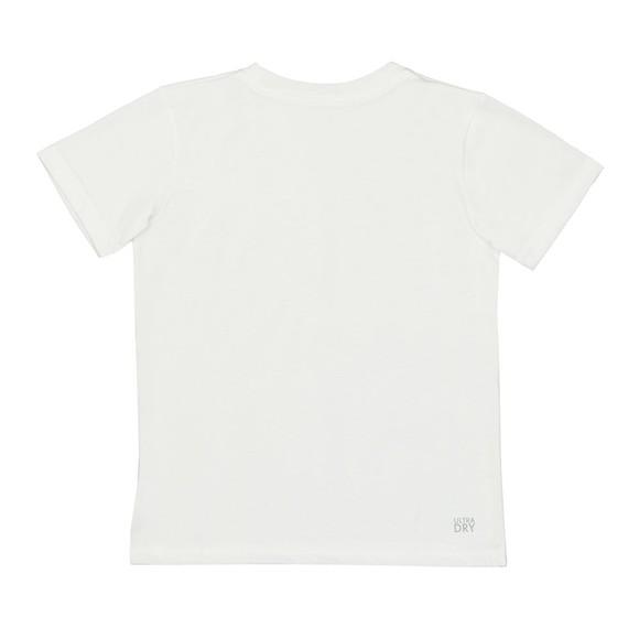 Lacoste Sport Boys White Boys TJ8811 T Shirt main image