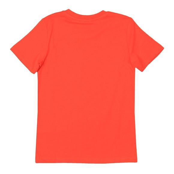 Kenzo Kids Boys Orange Gavin Japanese Dragon T Shirt main image