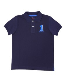 Hackett Boys Blue New Classic B Polo Shirt