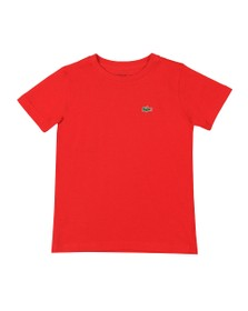 Lacoste Sport Boys Red Boys TJ8811 T Shirt