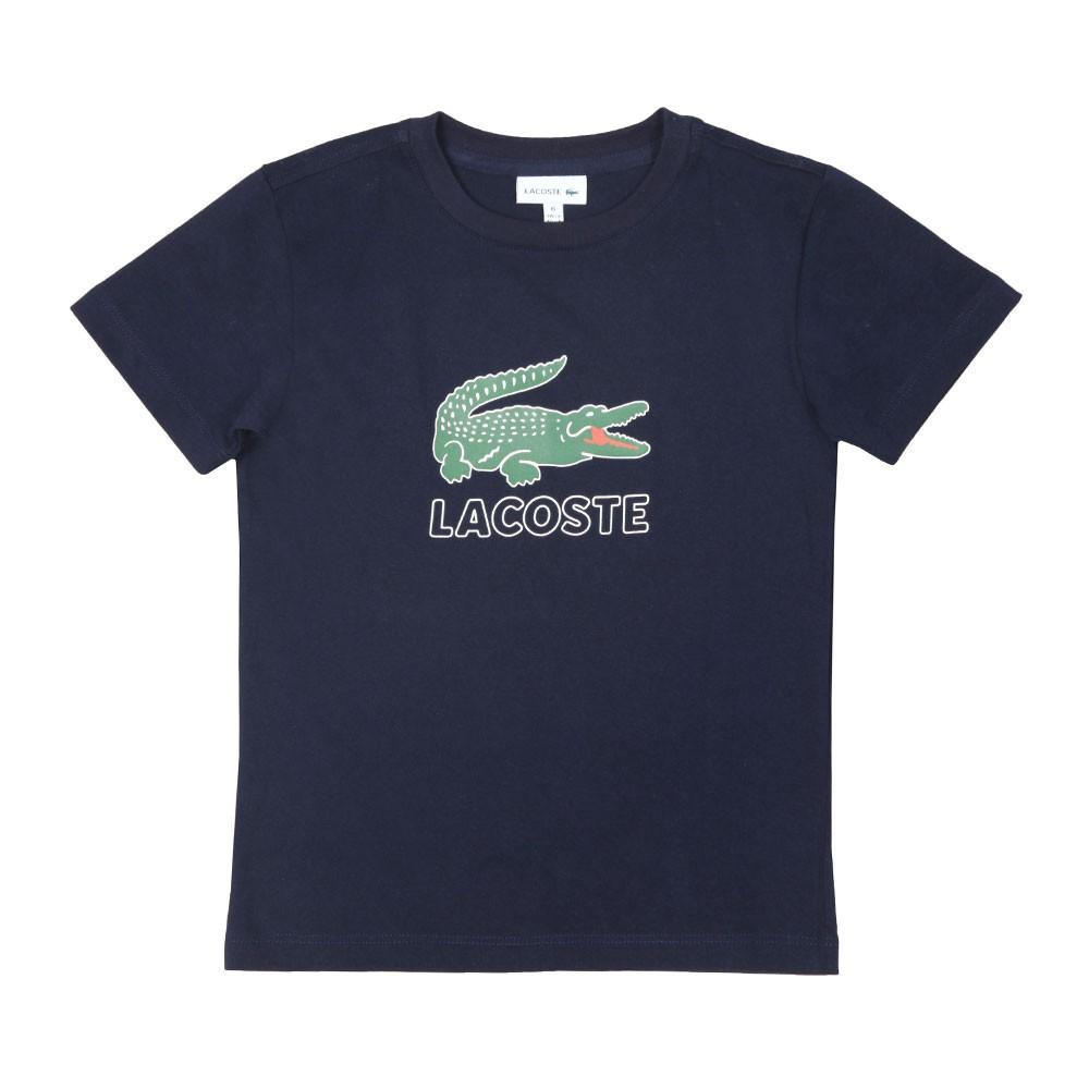 Boys TJ7624 Logo T Shirt main image