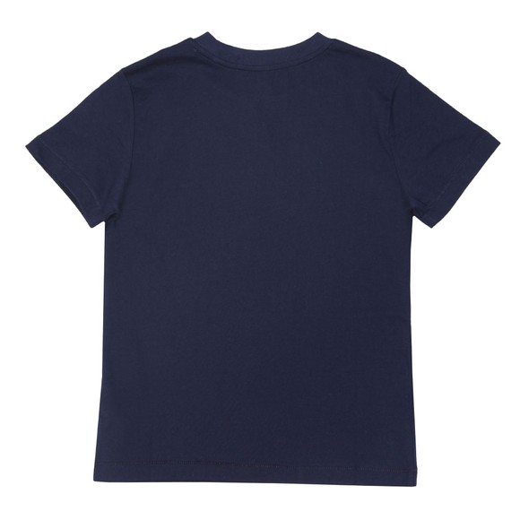 Polo Sport Ralph Lauren Boys Blue Boys Large Logo T Shirt