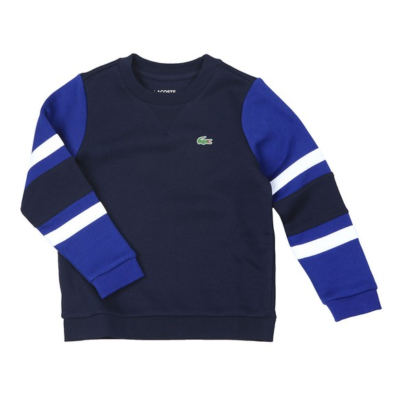 Lacoste Sport Boys Blue SJ9478 Sweatshirt