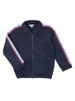 Super Kenzo Garisson Tape Track Top