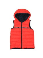 Boys J26383 Reversible Hooded Gilet