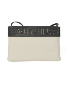 Valentino by Mario Womens Grey Fisarmonica Grigio/Nero Bag
