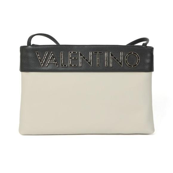 Valentino by Mario Womens Grey Fisarmonica Grigio/Nero Bag