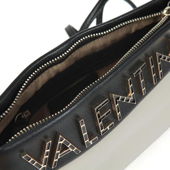 Valentino by Mario Womens Grey Fisarmonica Grigio/Nero Bag main image