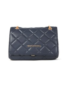 Valentino by Mario Womens Blue OCARINA SATCHEL
