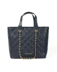 Valentino by Mario Womens Blue Ocarina Tote bag