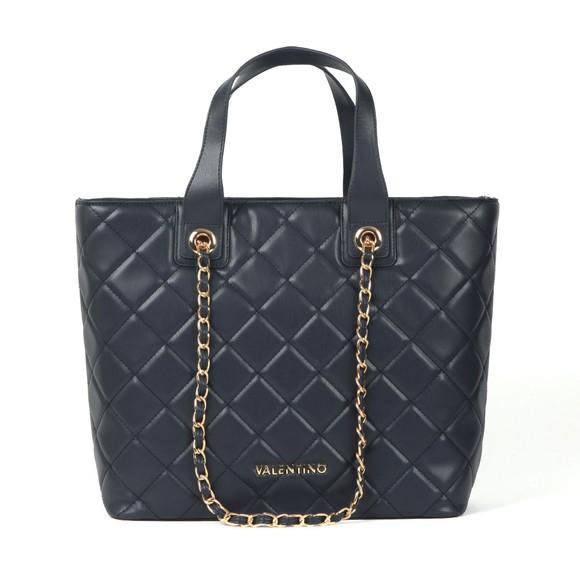 Valentino by Mario Womens Blue Ocarina Tote bag main image
