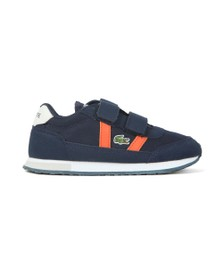 Lacoste Boys Blue Partner 319 Trainer