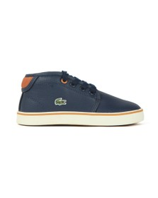 Lacoste Boys Blue Ampthill 319 Trainer