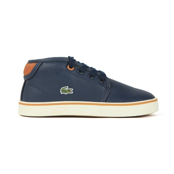Lacoste Boys Blue Ampthill 319 Trainer main image