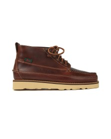 G H Bass & Co Mens Brown Ranger pull up boot