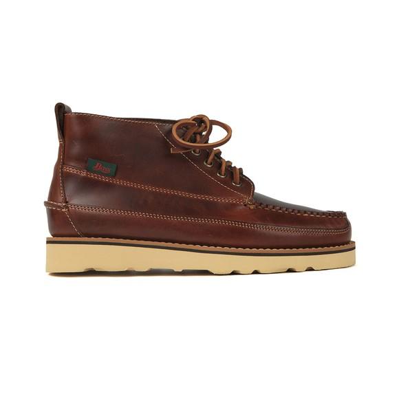 G H Bass & Co Mens Brown Ranger pull up boot