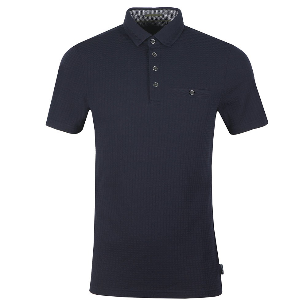 Textured Polo main image