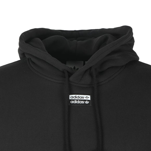 adidas Originals Mens Black Vocal Over Head Hoody main image