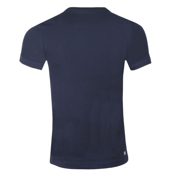 Lacoste Sport Mens Blue TH3377 Tee main image