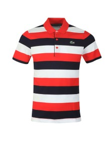 Lacoste Sport Mens Red YH8553 Polo