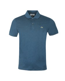 Lacoste Mens Blue DH8725 Polo