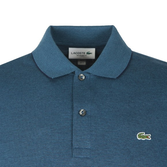 Lacoste Mens Blue DH8725 Polo main image