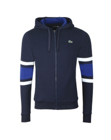 Lacoste Sport Mens Blue SH8658 Full Zip Hood