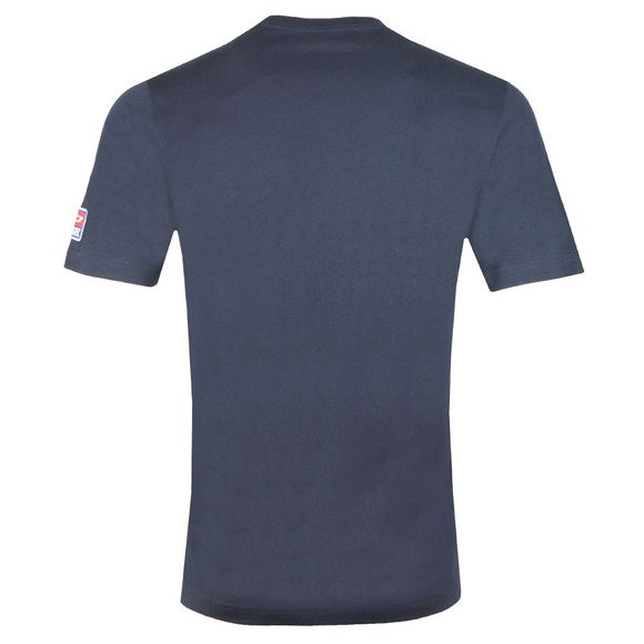 Diesel Mens Blue Just Division T Shirt main image