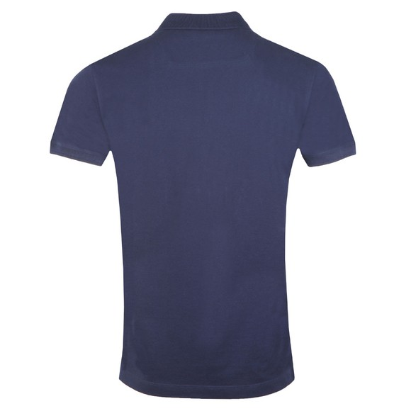 Diesel Mens Blue Weet Polo Shirt main image